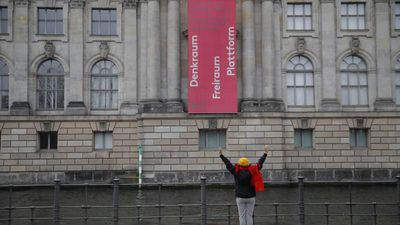 Virtually open: Europe's museums bid to enrich life on lockdown