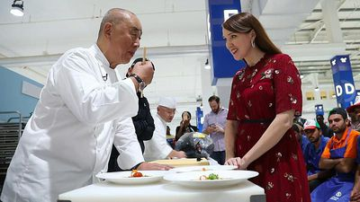 'Kokoro' is celebrity chef Nobu Matsuhisa's secret ingredient