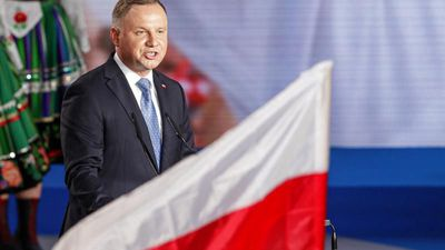 Poland presidential election: Duda heading for run-off against Warsaw mayor Trzaskowski