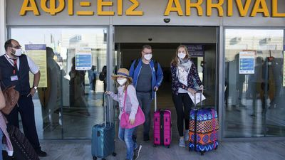 Tourists flock to European holiday destinations amid ongoing pandemic