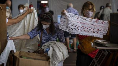 Coronavirus latest: Spanish region makes wearing a mask mandatory