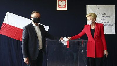 Poland votes: Poles head to the ballot box in knife-edge presidential election runoff
