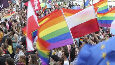 EU funding withheld from six Polish towns over 'LGBTQ-free' zones