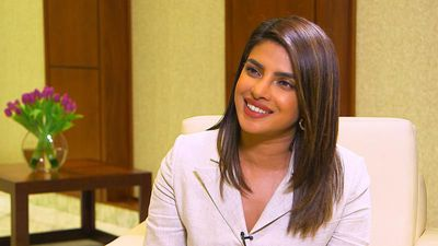 Why is Bollywood star Priyanka Chopra Jonas considering learning Arabic?