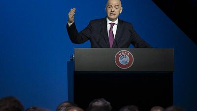 FIFA damage 'irreversible' over investigation into its president Gianni Infantino
