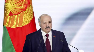 Belarus leader warns of 'harsh sanctions' against opposition protests ahead of presidential vote