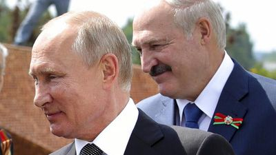 Ties between Russia and Belarus cool ahead of presidential elections