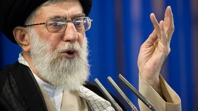 Iran's Khamenei defends fuel price rises amid protests