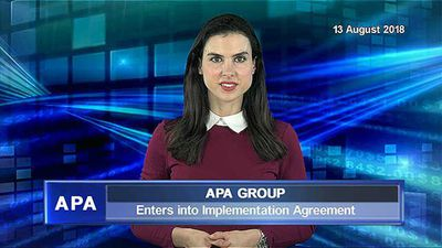 APA Group and CKI Consortium enter into Implementation Agreement