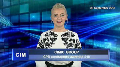 CIMIC's CPB Contractors awarded $1b