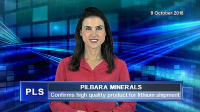 Pilbara Minerals confirms high quality product for lithium shipment