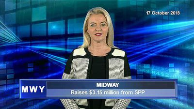 Midway raises $3.15 million from SPP
