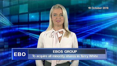 EBOS to acquire all minority shares in the Terry White Group