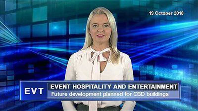 Event Hospitality & Entertainment plan for redevelopment
