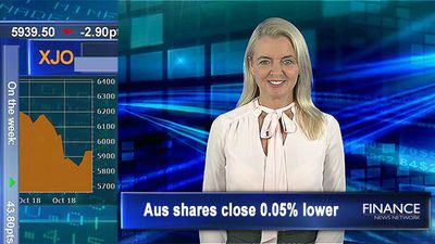 Banks pushed today's rally: ASX closed 0.1% lower