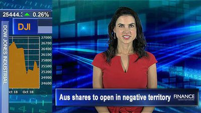 Wall Street has mixed finish: Aus shares to open in negative territory
