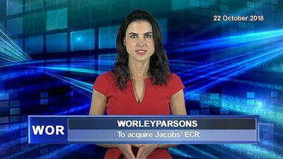 Worley Parsons to acquire Jacobs' ECR