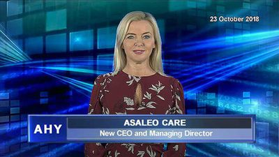 Asaleo Care appoint new CEO and Managing Director