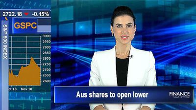 Wild session on Wall Street: Aus shares to open lower