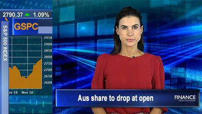Dow plunges nearly 800 pts: Aus share to drop at open