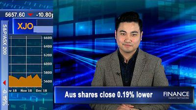 Flat finish: Aus shares close 0.2% lower