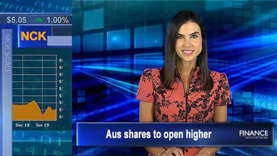 Flat finish for Wall Street: Aus shares to open higher
