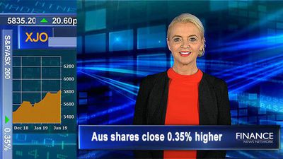 Building work rises for Sept quarter : ASX closed 0.4% higher