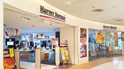 Harvey Norman updates settlement of securities for Coomboona