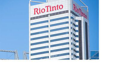 Rio Tinto iron ore shipments fall in their fourth quarter