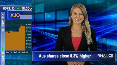 Mixed earnings season results: Aus shares close 0.3% higher