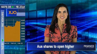 Wall Street rallies: Aus shares to open higher