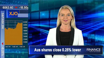 Share market stays above 6000: ASX closed 0.3% lower
