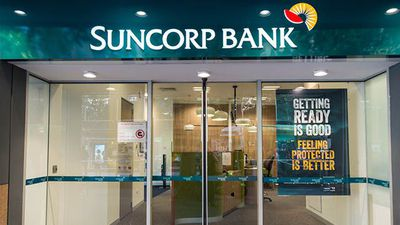 Suncorp's profit hit by disaster claims