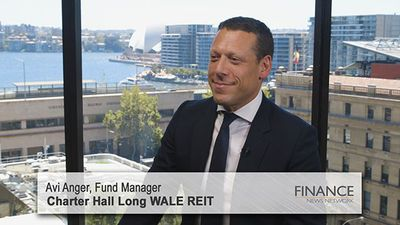 Charter Hall Long WALE REIT (ASX:CLW) 1H19 results