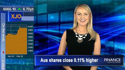 Whitehaven stocks tumble: Aus shares down 0.1% over week