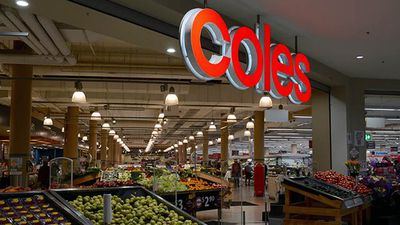 Coles net profit falls after demerger restructuring costs