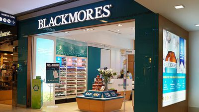 Blackmores shares plummet as China slowdown hits profits