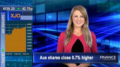 Webjet ASX booster pack: Aus shares close 0.7% higher, new 4-month high