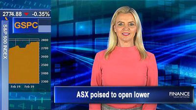 RBA's Philip Lowe's testimony due: ASX poised to open lower