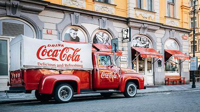 Coca-Cola Amatil not pursuing Lion Drinks and Diary