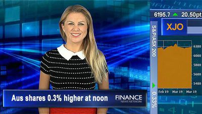 Resilient rise despite terror event in NZ: Aus shares 0.3% higher at noon