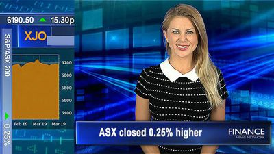 Miners rally: Aus shares close 0.3% higher