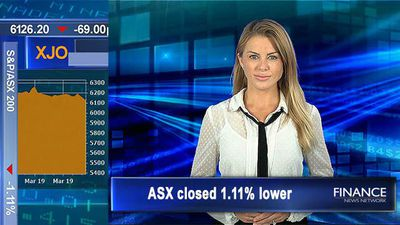 US recession indicator rears its head: ASX closes 1.1% lower, biggest lost since Jan