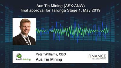 Aus Tin Mining (ASX:ANW) final approval for Taronga Stage 1