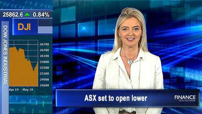 Wall St rises, Walmart shares up: ASX set to open lower
