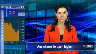 Trade tesnions drag on Wall St: Aus shares to defy leads open higher, Coalition victory could boost