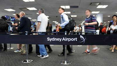 Sydney Airport April international passenger numbers boosted by Easter timing