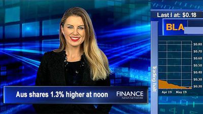 New 12-year highs on Liberal win, ASX hits 6,478 pts: Aus shares up 1.3% at noon