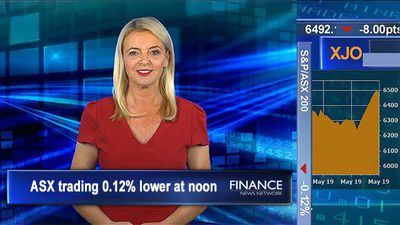 Construction work done falls 1.9% in March Qtr: ASX tracking 0.1% lower at noon