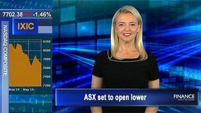 Google suspends some business with Huawei: ASX set to open lower